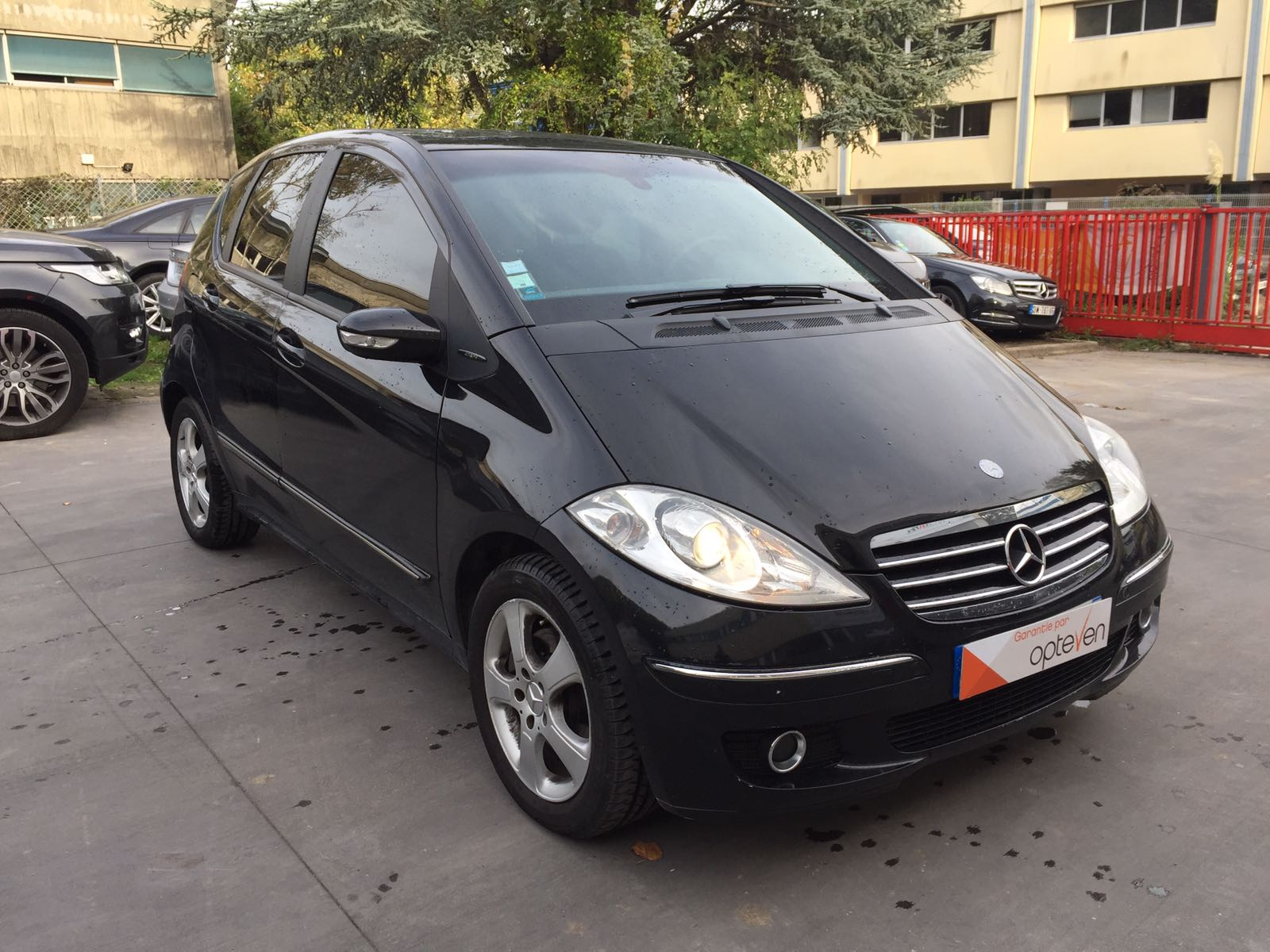 voiture mercedes classe a 200 cdi avantgarde autotronic cvt occasion diesel 2006 72900 km. Black Bedroom Furniture Sets. Home Design Ideas