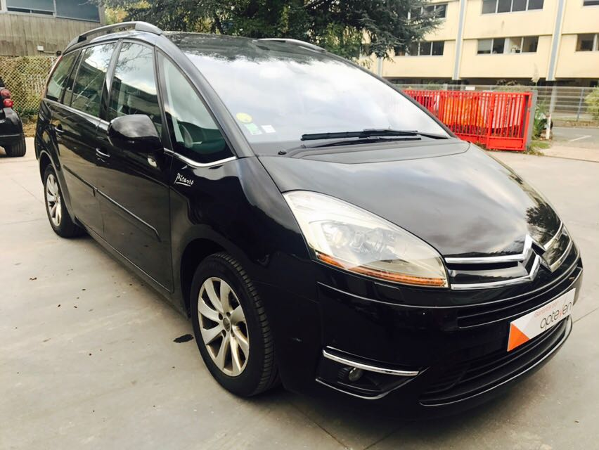 voiture citro n grand c4 picasso hdi 150 fap 7 pl exclusive occasion diesel 2010 96847 km. Black Bedroom Furniture Sets. Home Design Ideas