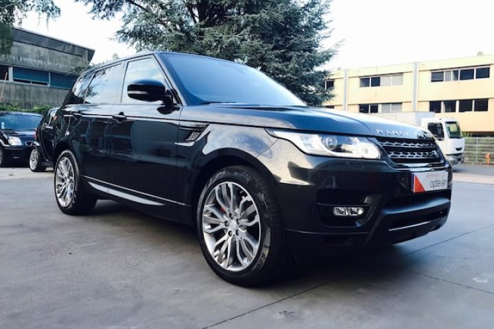 voiture land rover range rover sport mark iv sdv6 3 0l hse. Black Bedroom Furniture Sets. Home Design Ideas